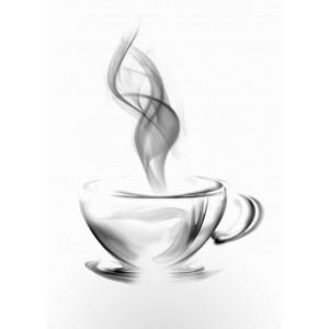 Фототапет Чаша за кафе